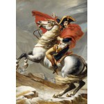 Puzzle  Grafika-Kids-00353 XXL Pieces - Jacques-Louis David: Napoleon Crossing the Alps