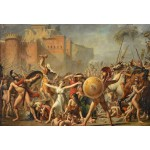Puzzle  Grafika-Kids-00358 XXL Pieces - Jacques-Louis David: The Intervention of the Sabine Women, 1799