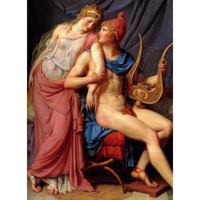 Puzzle Grafika-Kids-00364 Jacques-Louis David: The Loves of Paris and Helen, 1788
