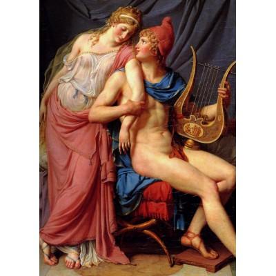 Puzzle Grafika-Kids-00366 Jacques-Louis David: The Loves of Paris and Helen, 1788