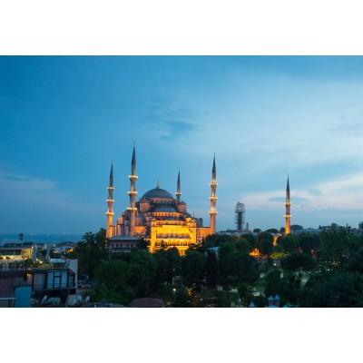 Puzzle Grafika-Kids-00405 Blue Mosque, Turkey