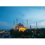 Puzzle  Grafika-Kids-00406 Blue Mosque, Turkey