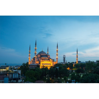 Puzzle Grafika-Kids-00408 XXL Pieces - Blue Mosque, Turkey