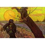 Puzzle  Grafika-Kids-00419 Van Gogh : The Sower, 1888