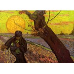 Puzzle  Grafika-Kids-00421 Magnetic Pieces - Van Gogh : The Sower, 1888