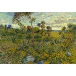 Puzzle  Grafika-Kids-00427 XXL Pieces - Van Gogh: Sunset at Montmajour, 1888