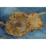 Puzzle  Grafika-Kids-00429 Van Gogh: Sunflowers, 1887