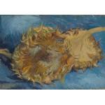 Puzzle  Grafika-Kids-00431 Magnetic Pieces - Van Gogh: Sunflowers, 1887