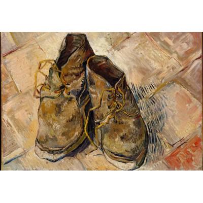 Puzzle Grafika-Kids-00437 XXL Pieces - Van Gogh: Shoes, 1888