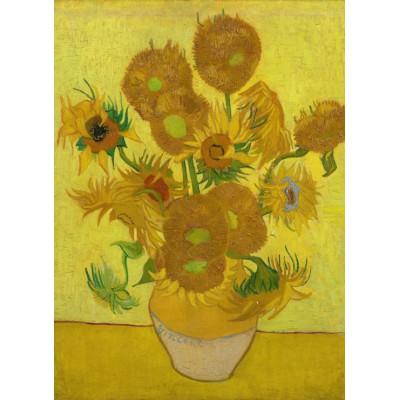 Puzzle Grafika-Kids-00448 Van Gogh: Sunflowers,1889