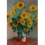 Puzzle  Grafika-Kids-00460 XXL Pieces - Claude Monet: Bouquet of Sunflowers, 1881