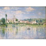 Puzzle  Grafika-Kids-00463 Claude Monet: Vétheuil in Summer, 1880