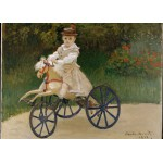 Puzzle  Grafika-Kids-00479 Magnetic Pieces - Claude Monet: Jean Monet, 1872