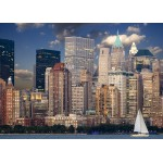 Puzzle  Grafika-Kids-00493 Magnetic Pieces - New York