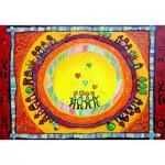 Puzzle  Grafika-Kids-00549 SOS MEDITERRANEE - Family Portrait