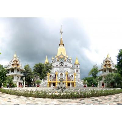 Puzzle Grafika-Kids-00557 Buu Long Temple