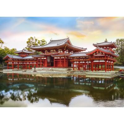 Puzzle Grafika-Kids-00560 Byodo-In Temple in Kyoto, Japan