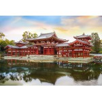 Puzzle  Grafika-Kids-00564 XXL Pieces - Byodo-In Temple in Kyoto, Japan