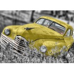 Puzzle  Grafika-Kids-00577 Magnetic Pieces - Oldtimer
