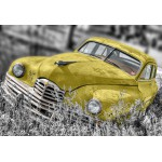 Puzzle  Grafika-Kids-00578 XXL Pieces - Oldtimer