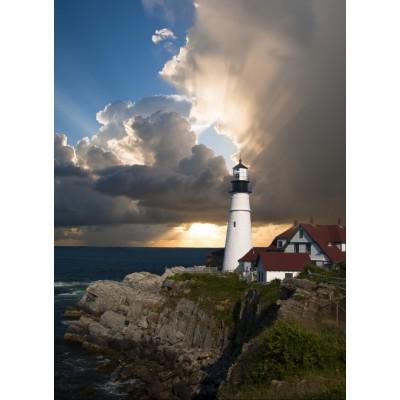 Puzzle Grafika-Kids-00584 Lighthouse