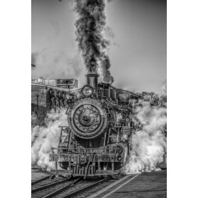Puzzle Grafika-Kids-00614 XXL Pieces - Steam Train