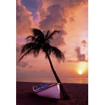 Puzzle  Grafika-Kids-00624 XXL Pieces - Sunset in Paradise