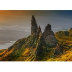 Puzzle  Grafika-Kids-00648 Magnetic Pieces - Skye Island, Scotland