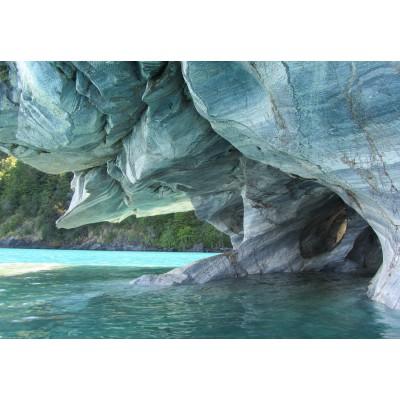 Puzzle Grafika-Kids-00666 Blue Marble Cave, Chile