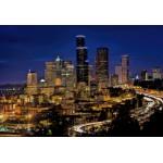 Puzzle  Grafika-Kids-00680 XXL Pieces - Seattle by Night
