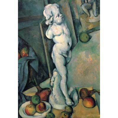 Puzzle Grafika-Kids-00710 Paul Cézanne: Still Life with Plaster Cupid, 1895