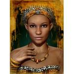 Puzzle  Grafika-Kids-00720 African Woman