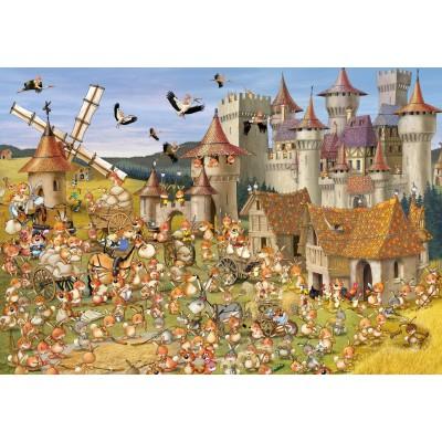 Puzzle Grafika-Kids-00815 François Ruyer