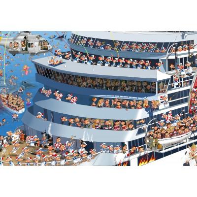Puzzle Grafika-Kids-00824 XXL Pieces - François Ruyer