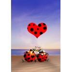 Puzzle  Grafika-Kids-00836 XXL Pieces - François Ruyer: Love