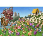 Puzzle  Grafika-Kids-00848 XXL Pieces - François Ruyer: Pirates
