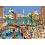 Puzzle  Grafika-Kids-00855 François Ruyer: Venice