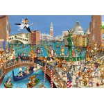 Puzzle  Grafika-Kids-00856 François Ruyer: Venice