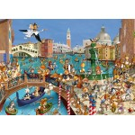 Puzzle  Grafika-Kids-00857 François Ruyer: Venice