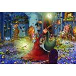 Puzzle  Grafika-Kids-00888 XXL Pieces - François Ruyer: Witch