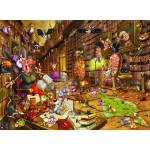 Puzzle  Grafika-Kids-00894 François Ruyer: Witch