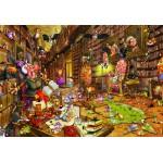 Puzzle  Grafika-Kids-00898 XXL Pieces - François Ruyer: Witch