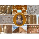 Puzzle  Grafika-Kids-00955 Collage - Egypt