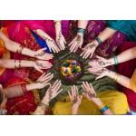 Puzzle  Grafika-Kids-00975 Indian Women