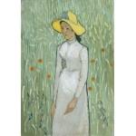 Puzzle  Grafika-Kids-00999 XXL Pieces - Vincent Van Gogh - Girl in White, 1890