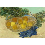 Puzzle  Grafika-Kids-01003 XXL Pieces - Vincent Van Gogh - Still Life of Oranges and Lemons with Blue Gloves, 1889