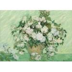 Puzzle  Grafika-Kids-01009 Magnetic Pieces - Vincent Van Gogh - Roses, 1890