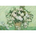 Puzzle  Grafika-Kids-01011 XXL Pieces - Vincent Van Gogh - Roses, 1890