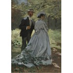 Puzzle  Grafika-Kids-01024 XXL Pieces - Claude Monet - Bazille and Camille, 1865