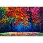 Puzzle  Grafika-Kids-01041 Autumn Forest